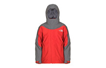 THE NORTH FACE Boy's Evolution Triclimate Jacket tnf red